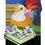 Coq Galant => Plume de Coq Galant Floral13