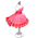 Licorne dentelle => Coeur Rose Pinkpa10
