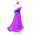Pégacorne Cristal => Cristal Violet Purple12