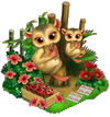 Tarsier => photo de tarsier Sans_295