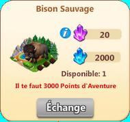 Bison Sauvage Sans_373
