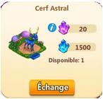 Cerf Astral => Gemme d'Etoile Sans_430
