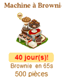 Machine à Brownie Sans_518