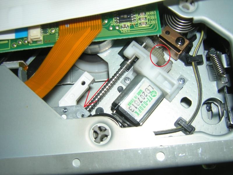 [tuto] reparation pcm1 : le lecteur cd. 910