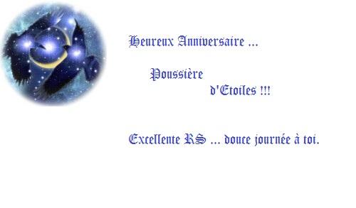 Happy Birthday Poussière !! We_cre10