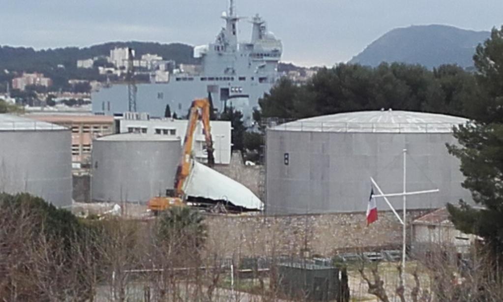 [Les Ports Militaires de Métropole] Visite de la rade de Toulon - Page 7 27610