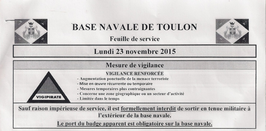 [ Associations anciens Marins ] ADOSM Toulon 2015 Numyri10
