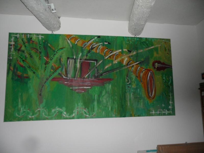 Peintures/Dessins. Mise en lumière des profondeurs. Sam_5917