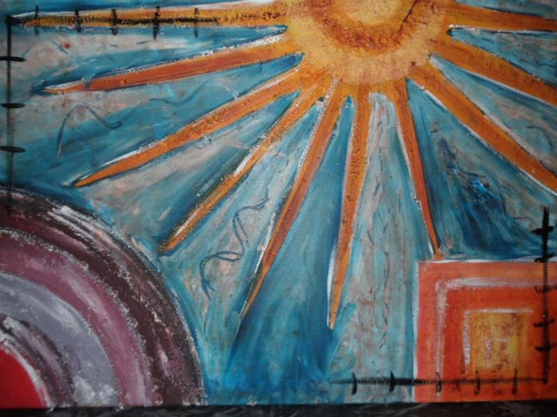 Peintures/Dessins. Mise en lumière des profondeurs. Sam_5925