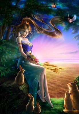 Les divinités Eireen10