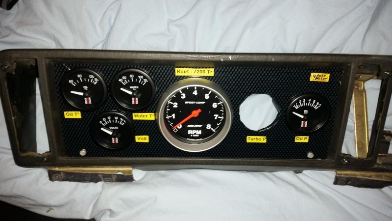 Alfa 75 1.8 Turbo piste 20150110