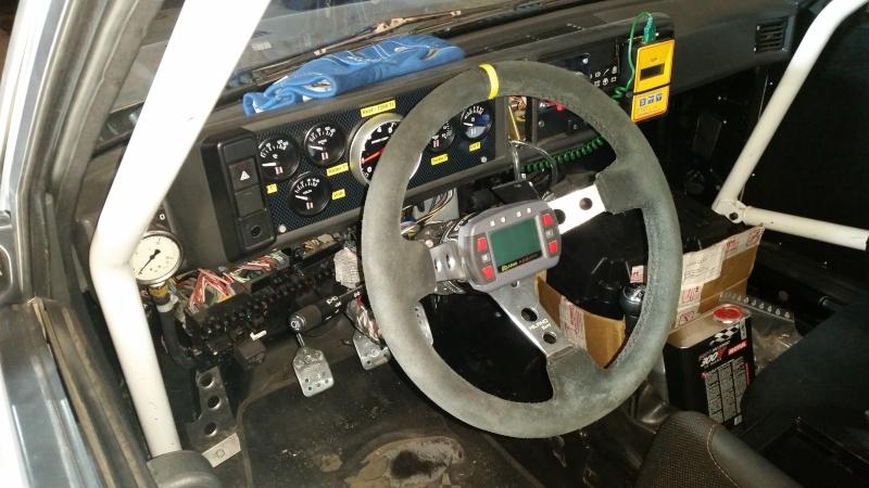 Alfa 75 1.8 Turbo piste 20150710