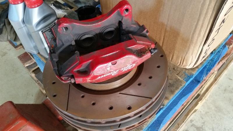 Alfa 75 1.8 Turbo piste 20151112