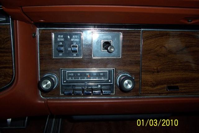 Ma Cadillac Séville de 1977 10005211