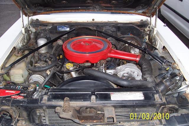 Ma Cadillac Séville de 1977 10005212