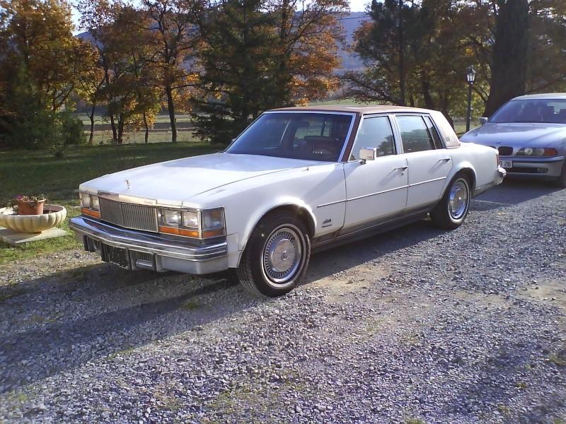 Ma Cadillac Séville de 1977 Dsc02510