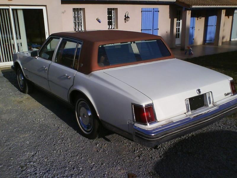 Ma Cadillac Séville de 1977 Dsc02511