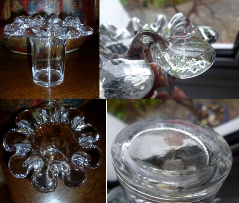 Daisy style flower vase - Dartington / Arabia Arabia10