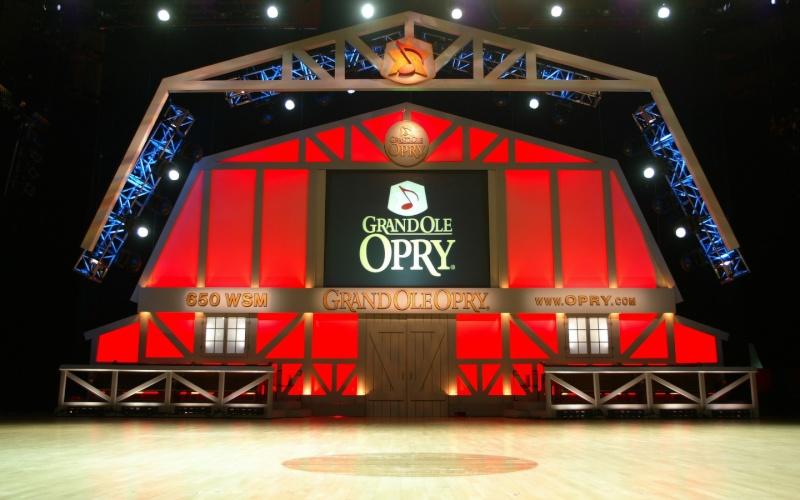 Match des Étoiles Nashville 2016 Opry-s10