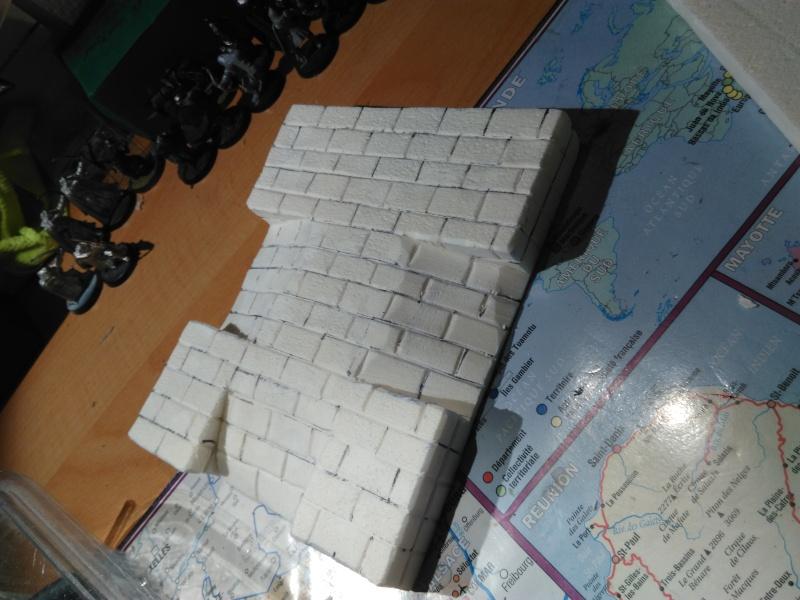 Diorama : la chute d'Osgiliath - Page 2 Img_2028