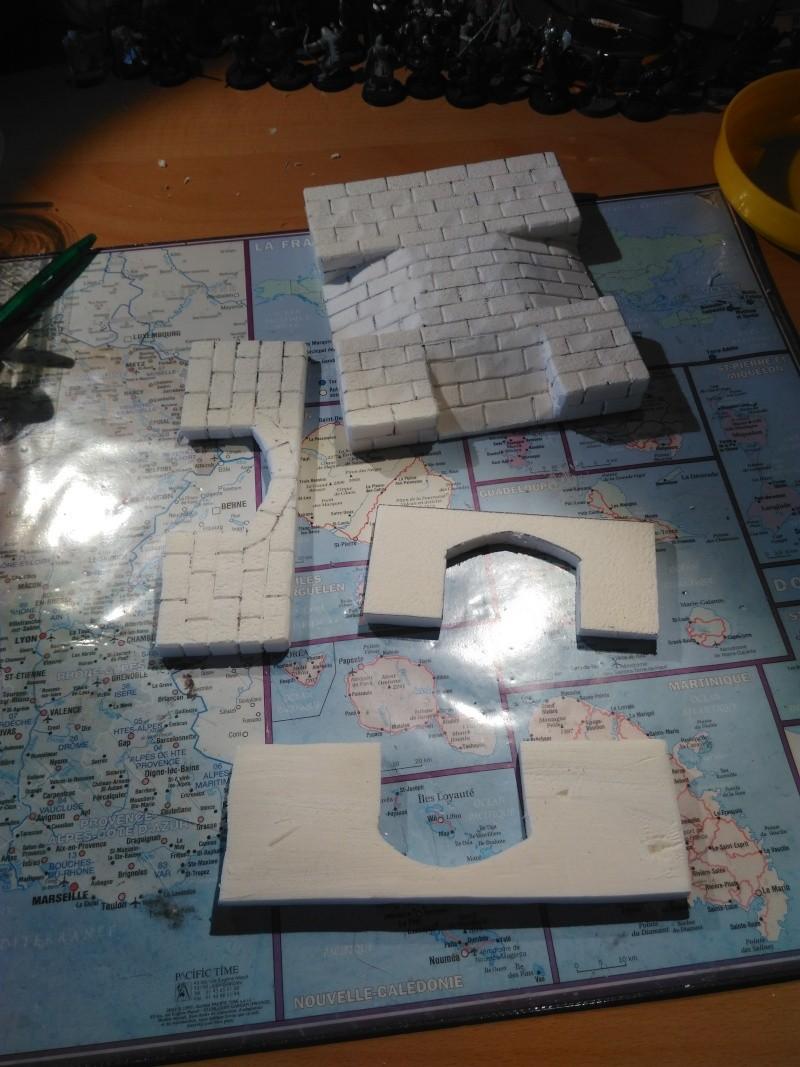 Diorama : la chute d'Osgiliath - Page 2 Img_2029