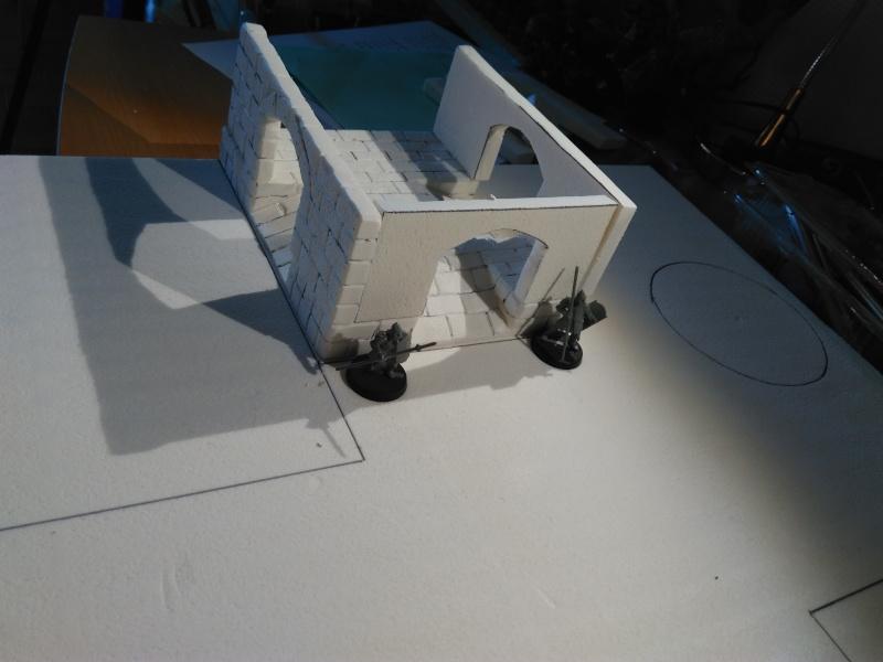 Diorama : la chute d'Osgiliath - Page 2 Img_2033