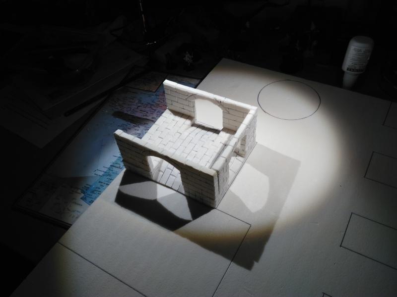 Diorama : la chute d'Osgiliath - Page 2 Img_2034