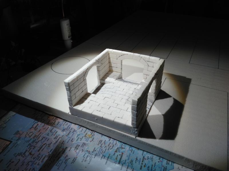 Diorama : la chute d'Osgiliath - Page 2 Img_2036