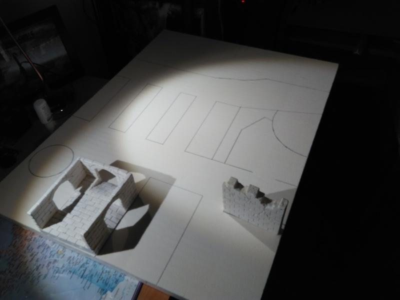 Diorama : la chute d'Osgiliath - Page 2 Img_2038