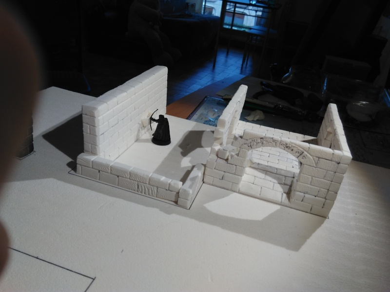 Diorama : la chute d'Osgiliath - Page 2 Img_2049