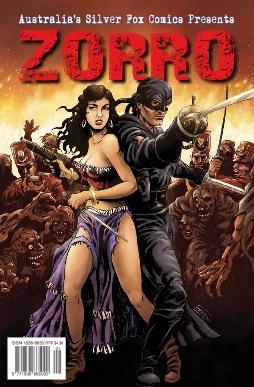The Walking dead - Carol Zorro_13
