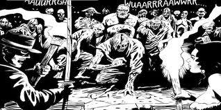 The Walking dead - Carol Zorro_14