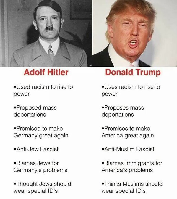 Is fascism coming to America? You be the judge - Page 3 Hitler10