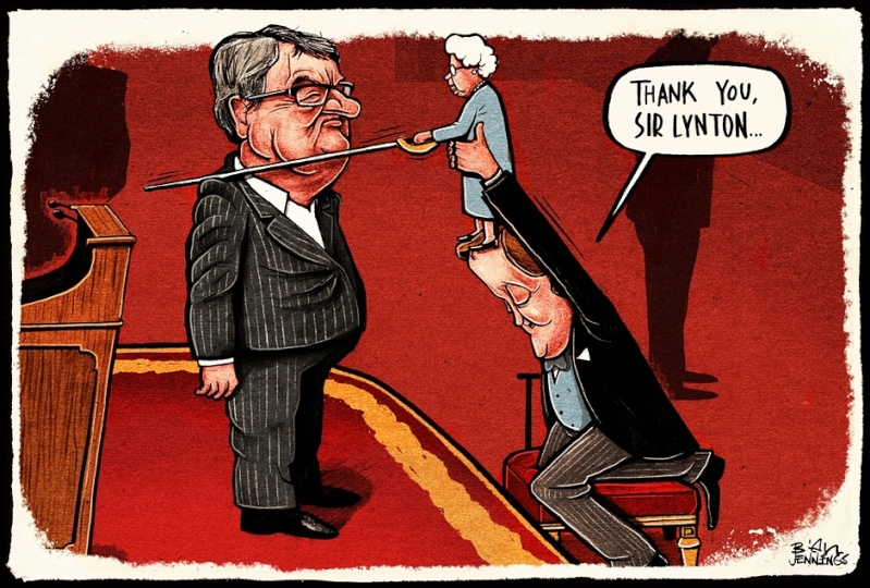 Is the UK honours system discredited? Lynton10