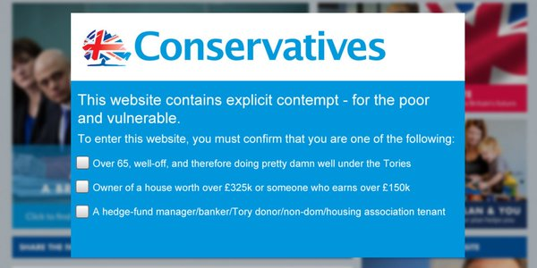 Is there any alternative to the jaundiced Tory attitudes? - Page 16 Tory_w10