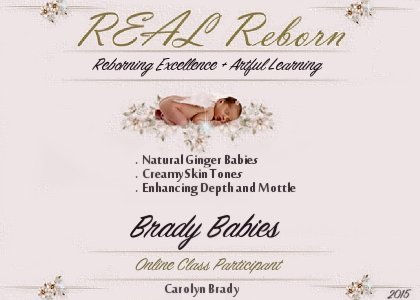 2015 REAL class participation logo for Brady Babies 2015_c10