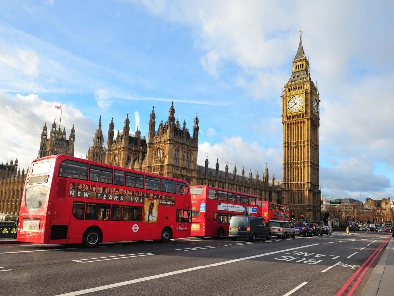 Montage carte week-end à Londres Londre11