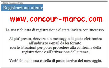 شرح مفصل بالصور لمختلف مراحل عملية التسجيل لتقدم للعمل في إيطاليا وفق قانون التدفقات الموسمية فلوسي Decreto flussi 2016 310