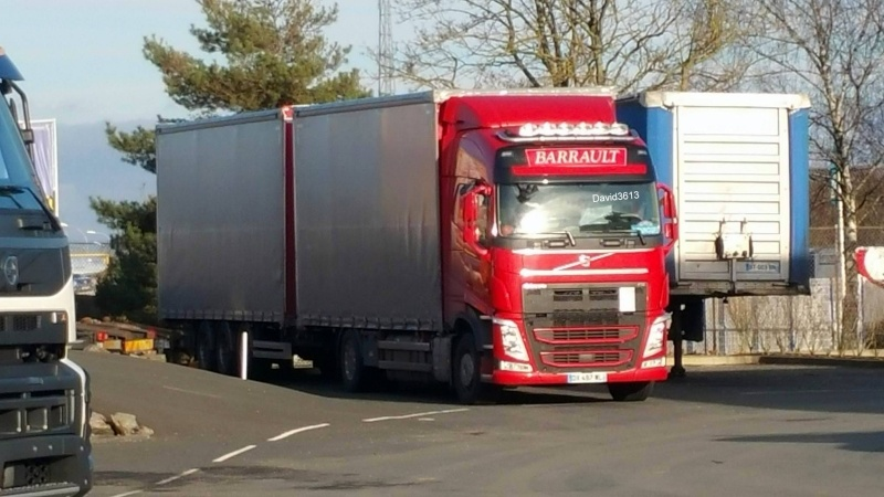 Transport Barrault (Chateauroux, 36) 12557110