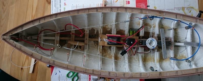 Seagull au 1/10 eme d'apres plan MRB Electr12