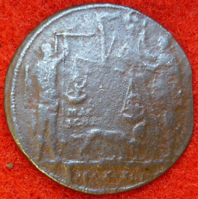 Médaille St-Michel non datée - XVIème ? P1040610