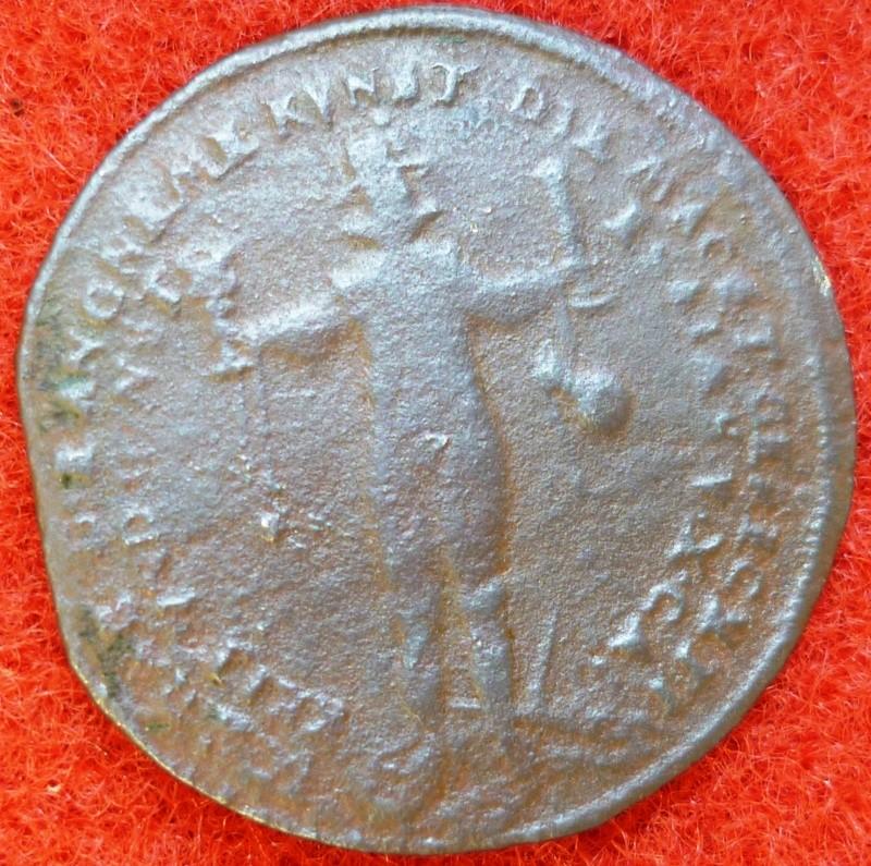 Médaille St-Michel non datée - XVIème ? P1040611