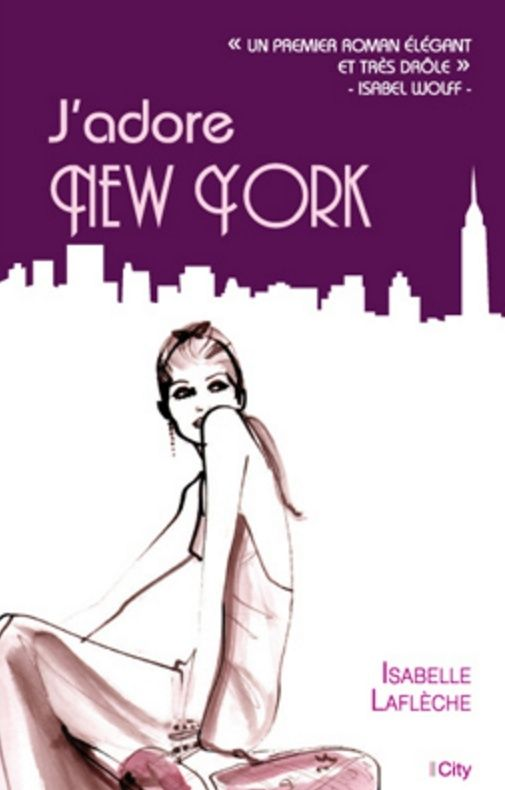 LAFLECHE Isabelle - J'adore New York  2016-010