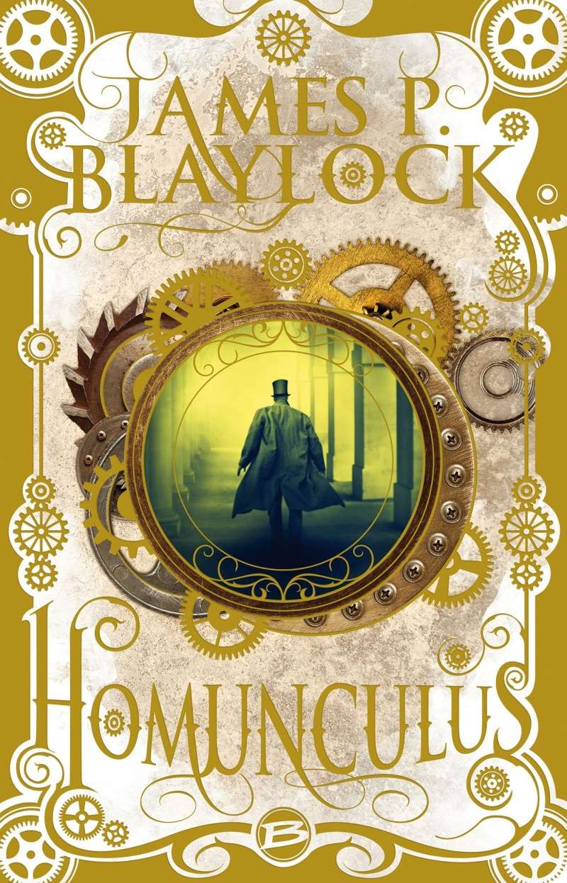 BLAYLOCK James P - Homunculus 91shii10