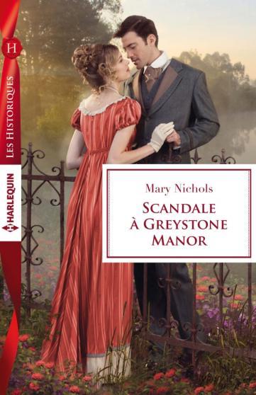 NICHOLS Mary - Scandale à Greystone  97822827