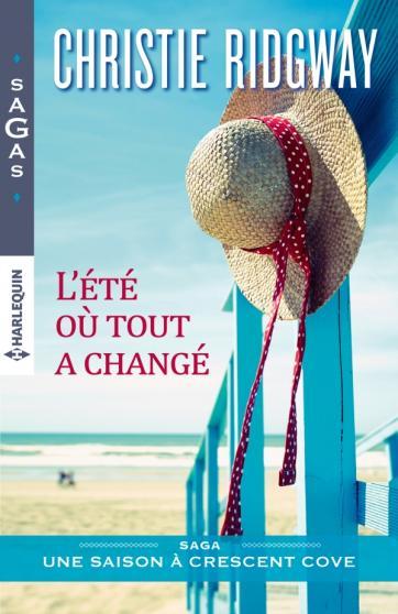 RIDGWAY Christie - UNE SAISON À CRESCENT COVE - Tome 3 :  L'été où tout a changé  97822833