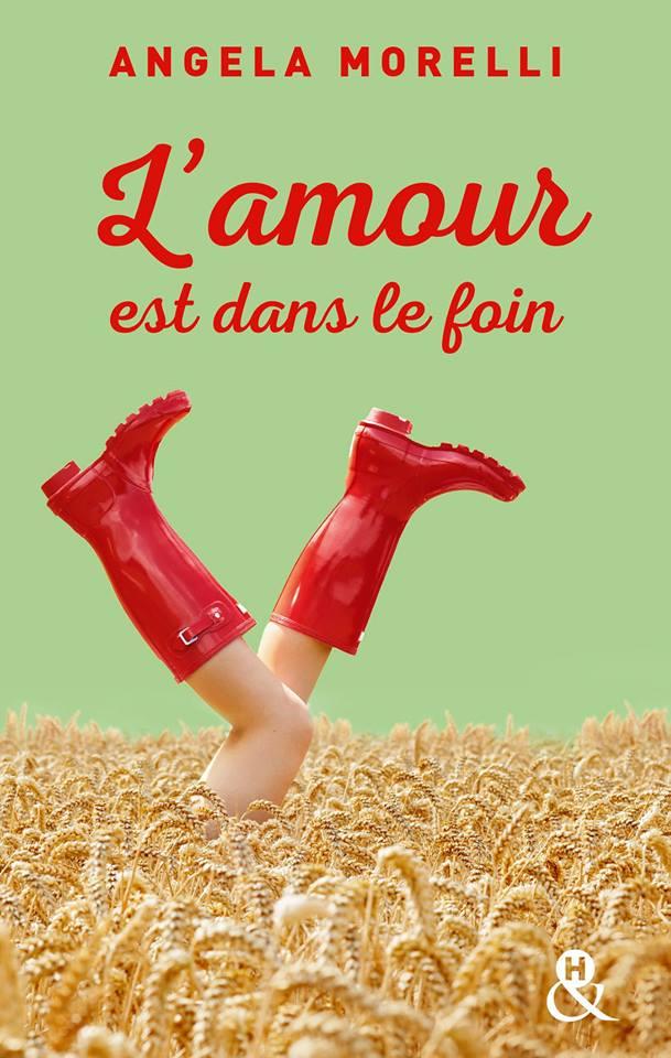 MORELLI Angéla - Les Parisiennes - Tome 2: L'amour est dans le foin L-amou10