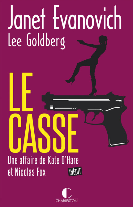 EVANOVICH Janet & GOLDBERG Lee - Une affaire de Kate O'Hare et Nicolas Fox : Le Casse  Le_cas10