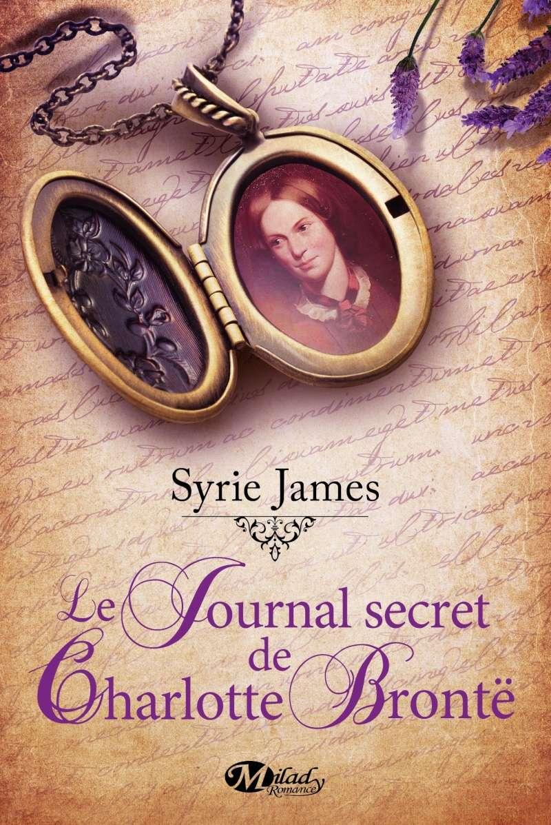 SYRIE James - Le Journal Secret de Charlotte Brontë Le_jou10