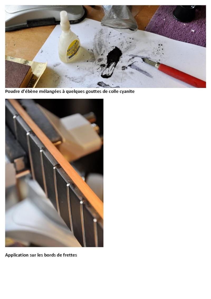 Construire sa guitare ... et plus si affinités avec le travail du bois - Page 2 Poudre10